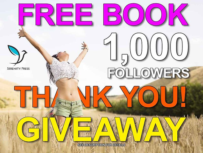 Free Giveaway – 1,000 Instagram Followers